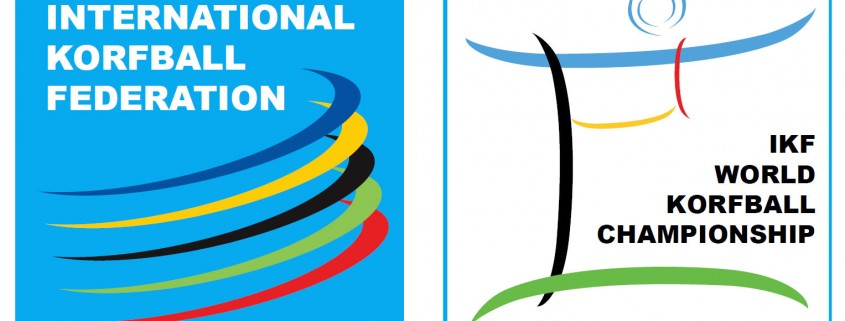 Logo IKF World Korfball Championship 2015