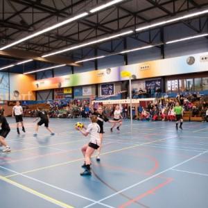Sportscentre in Leeuwarden, The Netherlands