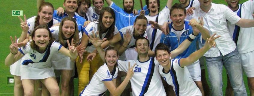 VKC Kolin - champions 2013 (1)