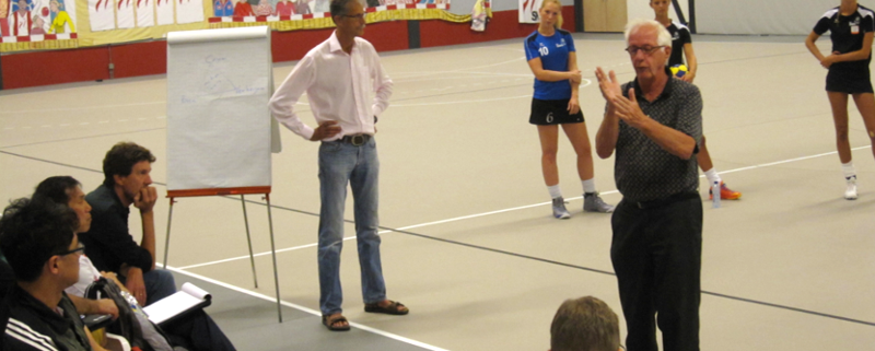 IKF Coach Course