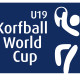 U19 Korfball World Cup 2017 ranking