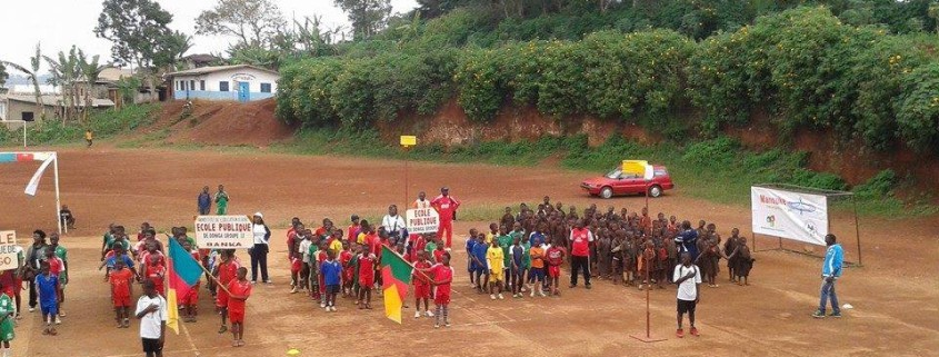 cameroon korfball camp 2015