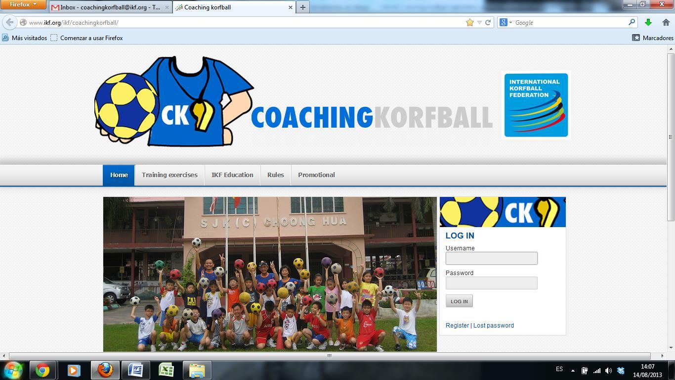 coaching-website