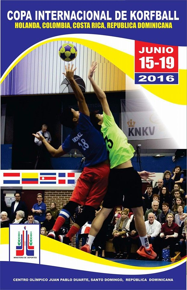 Cartel torneo Internacional Junio 2016