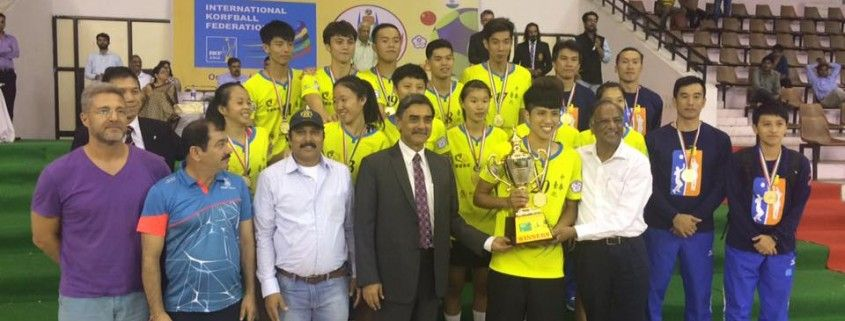 IKF AKC 2016 TPE champion