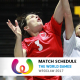 The World Games 2017 Korfball match schedule