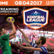 Dutch Korfball league final 2017 on YouTube [full games available]