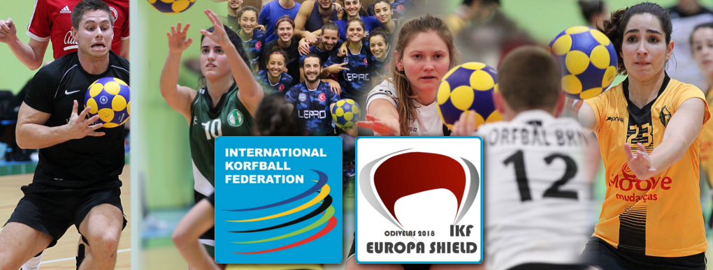 Ikf Europa Shield 2018 International Korfball Federation