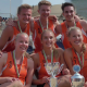 The Netherlands are the 1st IKF European Beach Korfball champions!