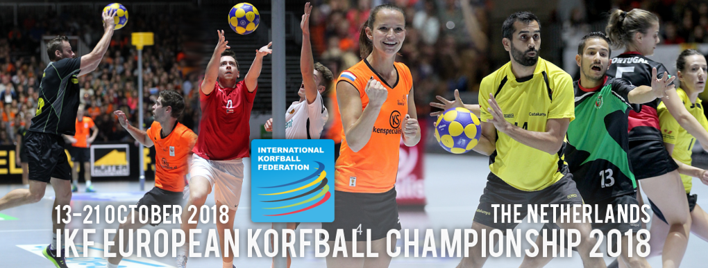 Ikf European Korfball Championship 2018 International