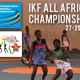 Today starts the IKF All African Korfball Championship 2018