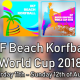 IKF Beach Korfball World Cup 2018 – Finalists known