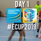 IKF ECUP 2019 Day 1: Live reviews, results & games