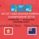 Participants IKF U21 Asia Oceania Korfball Championship 2019 known