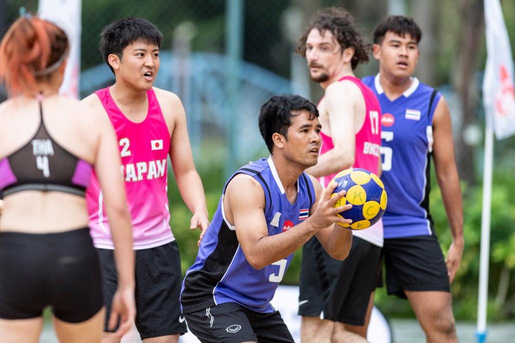 chinese taipei: 1st ikf beach korfball world cup