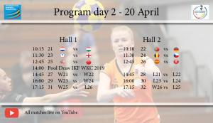 Wedstrijdschema U19 WKC v3 horizontal