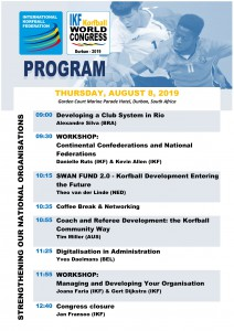 IKF Congress program day2