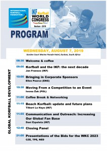 IKF Congress program day1