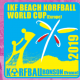 Bonson is ready for the IKF Beach Korfball World Cup (Europe): 7-8 July 2019