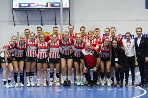 Gold medal: KV Fortuna  (NED)