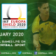 The IKF Europa Shield 2020 is on! Updated results & videos