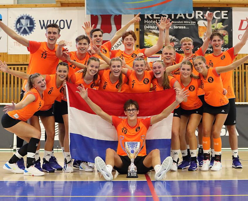 Gold medal - NED